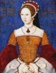 Mary I 1544 by Master John.