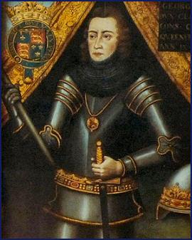 George Plantagenet, Duke of Clarence, 1700s, by Richard Godfrey