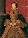 Mary I 1554 by Hans Eworth