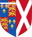 Arms of Cecily Neville Duchess of York